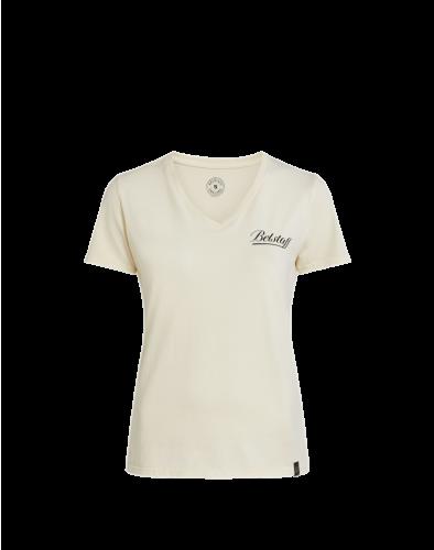 Belstaff Aria T-Shirt Lady, bone