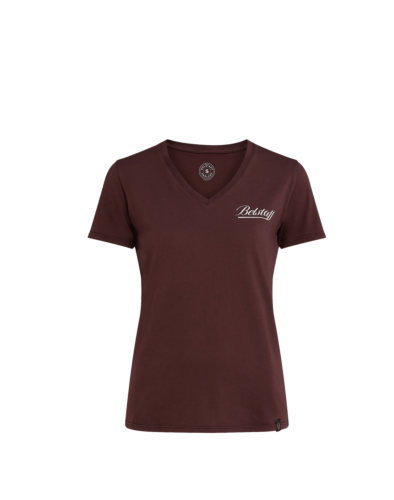 Belstaff Aria T-Shirt Lady, dark carnelian
