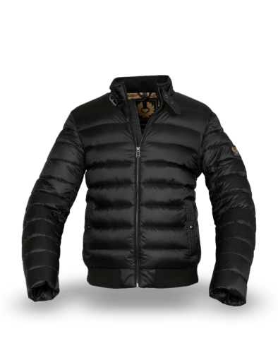 Belstaff Circuit Down Jacket, black