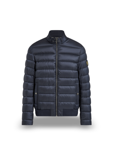 Belstaff Circuit Down Jacket, dark ink