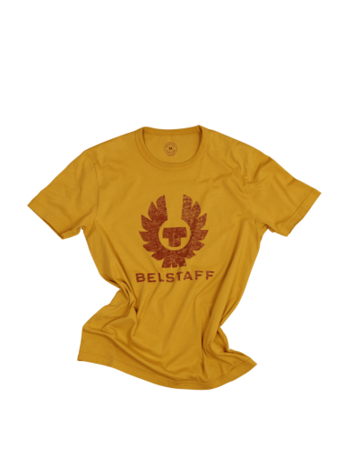 Belstaff Coteland T-Shirt Man, harvest gold/red ochre