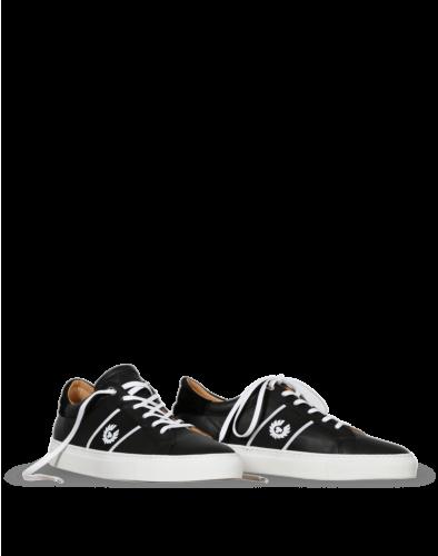 Belstaff Sneaker Dagenham Phoenix für Herren, black/black (front)