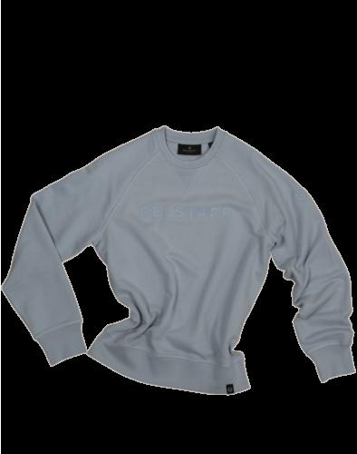 Belstaff England 1924 Raglan Sweatshirt Lady, chalk blue