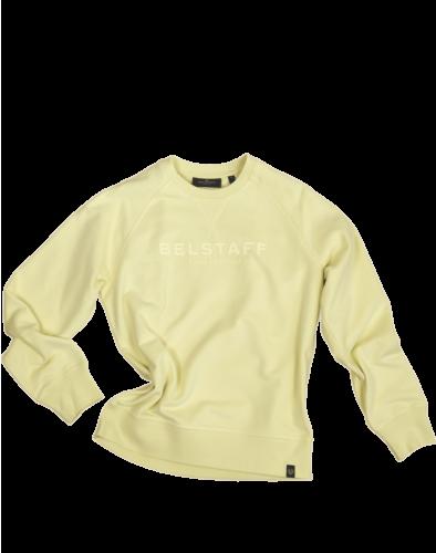 Belstaff England 1924 Raglan Sweatshirt Lady, citron