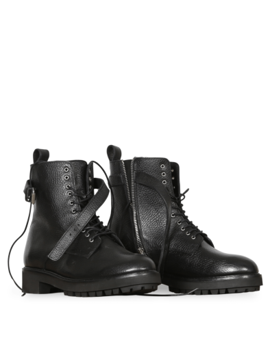 Belstaff Finley Lady Boot, black