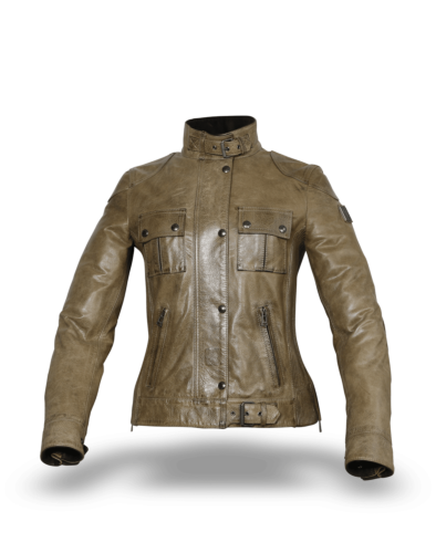 Belstaff Gangster Jacket Lady, olive