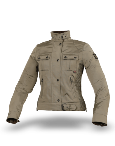 Belstaff Gangster Jacket Lady, fallow
