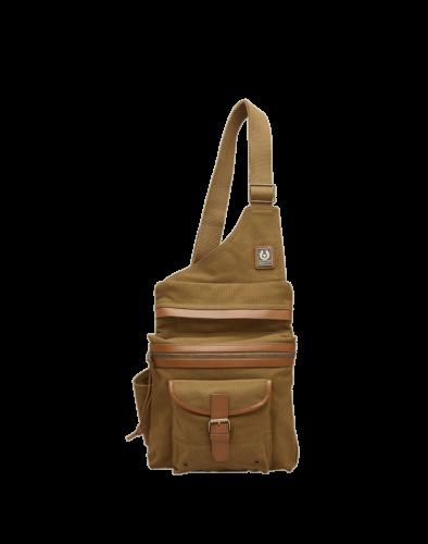 Belstaff Holdster Bag, beige