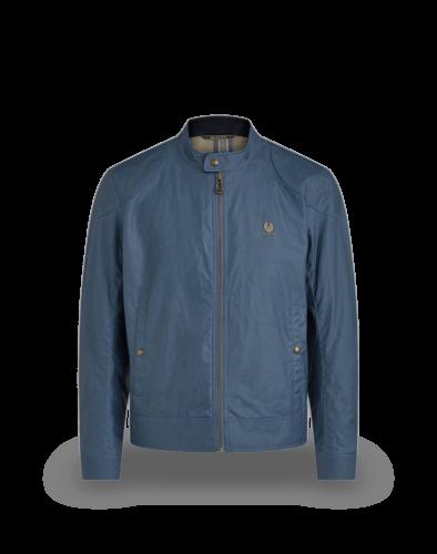 Belstaff Kelland Jacket Man, airforce blue