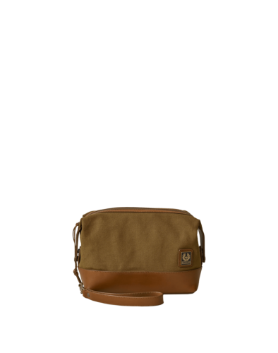 Belstaff Kit Canvas Bag, beige
