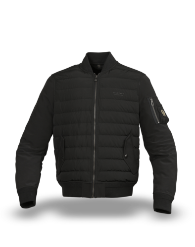 Belstaff Mantle Jacket Man, black