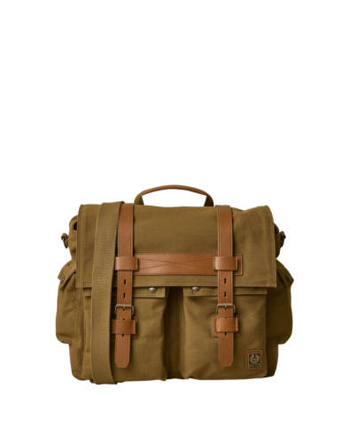 Belstaff Messenger Bag, beige