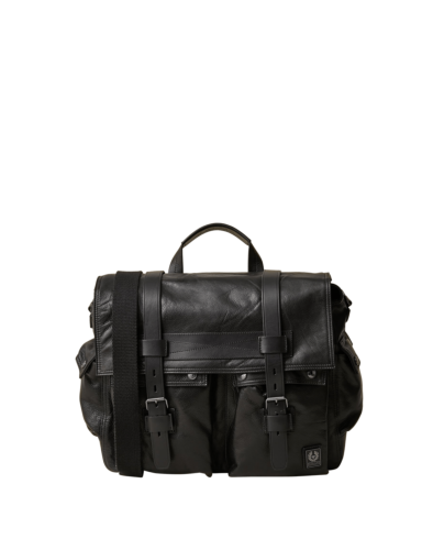 Belstaff Messenger Bag, black