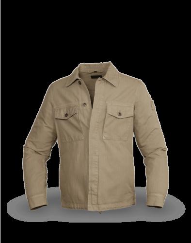 Belstaff Recon Overshirt Man, tarp khaki