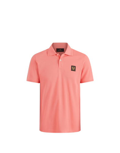 Belstaff SS Polo Man, shell pink