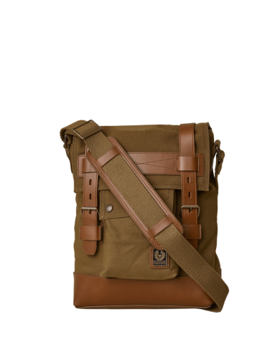 Belstaff Travel Canvas Bag, beige