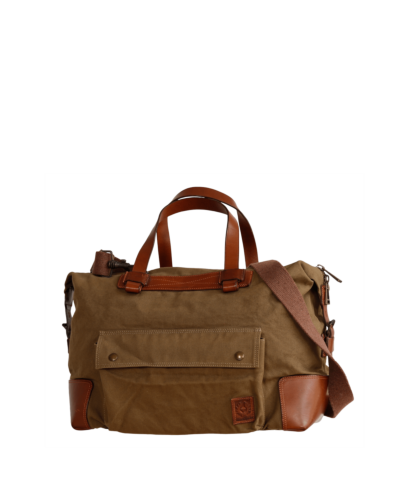 Belstaff Colonial Travel Bag, mountain brown