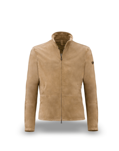 Matchless Craig Men's Leatherjacket, natural (front)