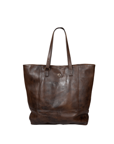 Matchless New Sack Large Bag, antique brown