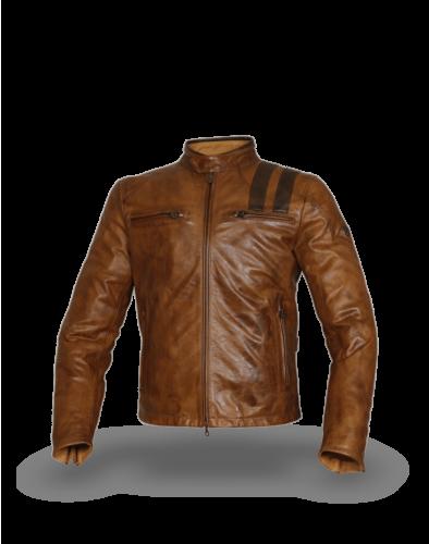 Matchless Osborne Race Edition Blouson Man, classic brown