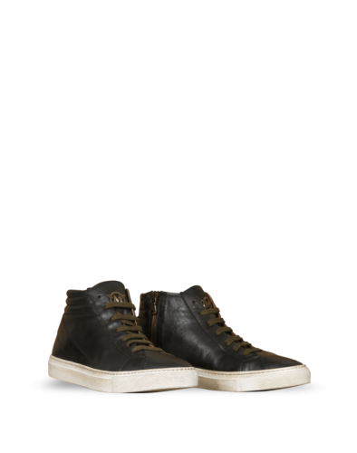 Matchless Smith Sneakers Lady, antique black