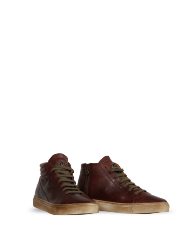 Matchless Smith Sneakers Man, burgundy