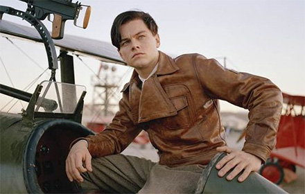 Belstaff movie jacket - Leonardo die Caprio - The Aviator